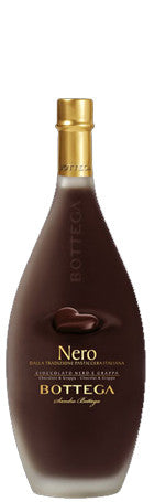 Bottega Nero Chocolate & Grappa Cream 50cl 15° - Drankenxl