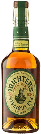 Michter's Rye Straight Whiskey 70cl 42.40°