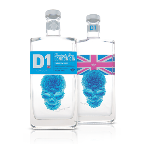 D1 London Dry Gin 40° 70Cl - Ginsonline - Gin