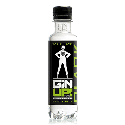 Gin Up Black - All In One