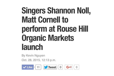 Shannon Noll & Matt Cornell launch Cassell Coker & Co