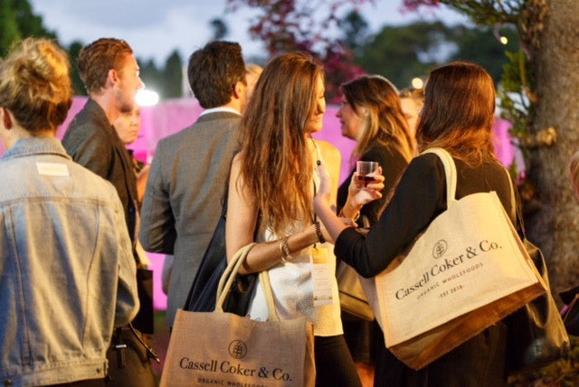 CC&Co exhibits at Taste of Sydney 2017