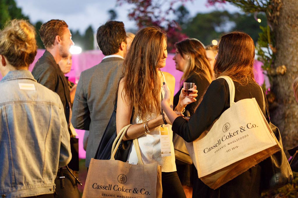 CC&Co exhibits at taste of Sydney