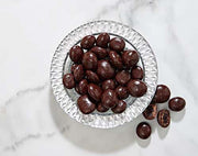 Dark Chocolate Coated Cherries  - Vegan - Gluten Free - Dairy Free