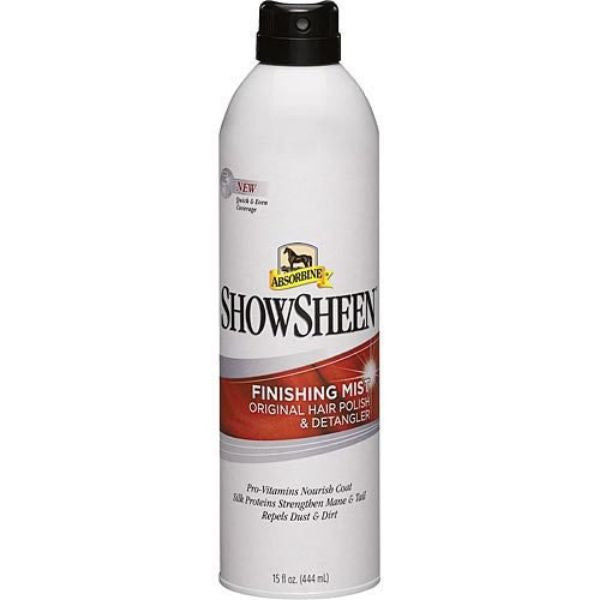 Showsheen Finishing Mist - Connemara Horse & Country