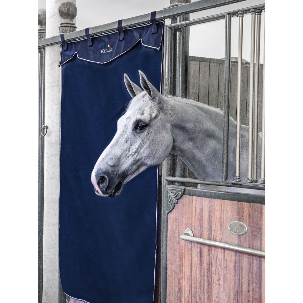Equiline Stable Curtain - Custom