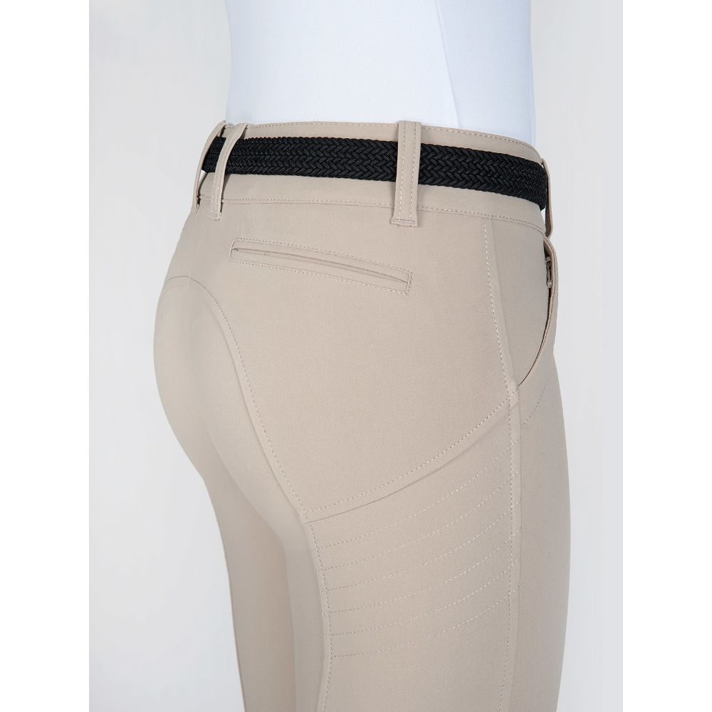 Equiline X-Shape Knee Grip Ladies Breeches - To Order