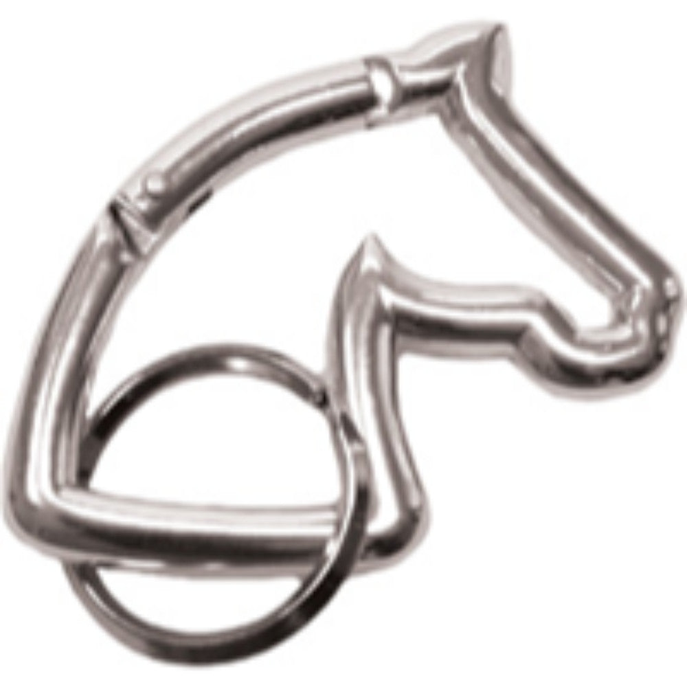 Horse Head Snap Hook