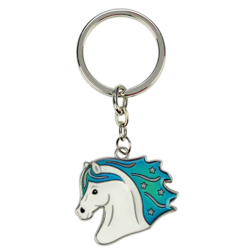 Whitestar Mood Keyring