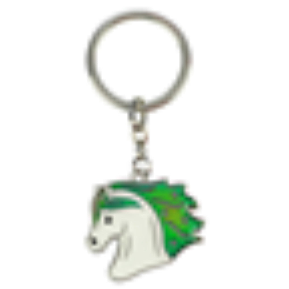 Happy Ross Whitestar Mood Keyring