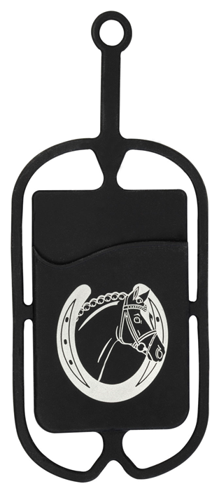 "Crossbody Phone Holder ""Horse Head"""