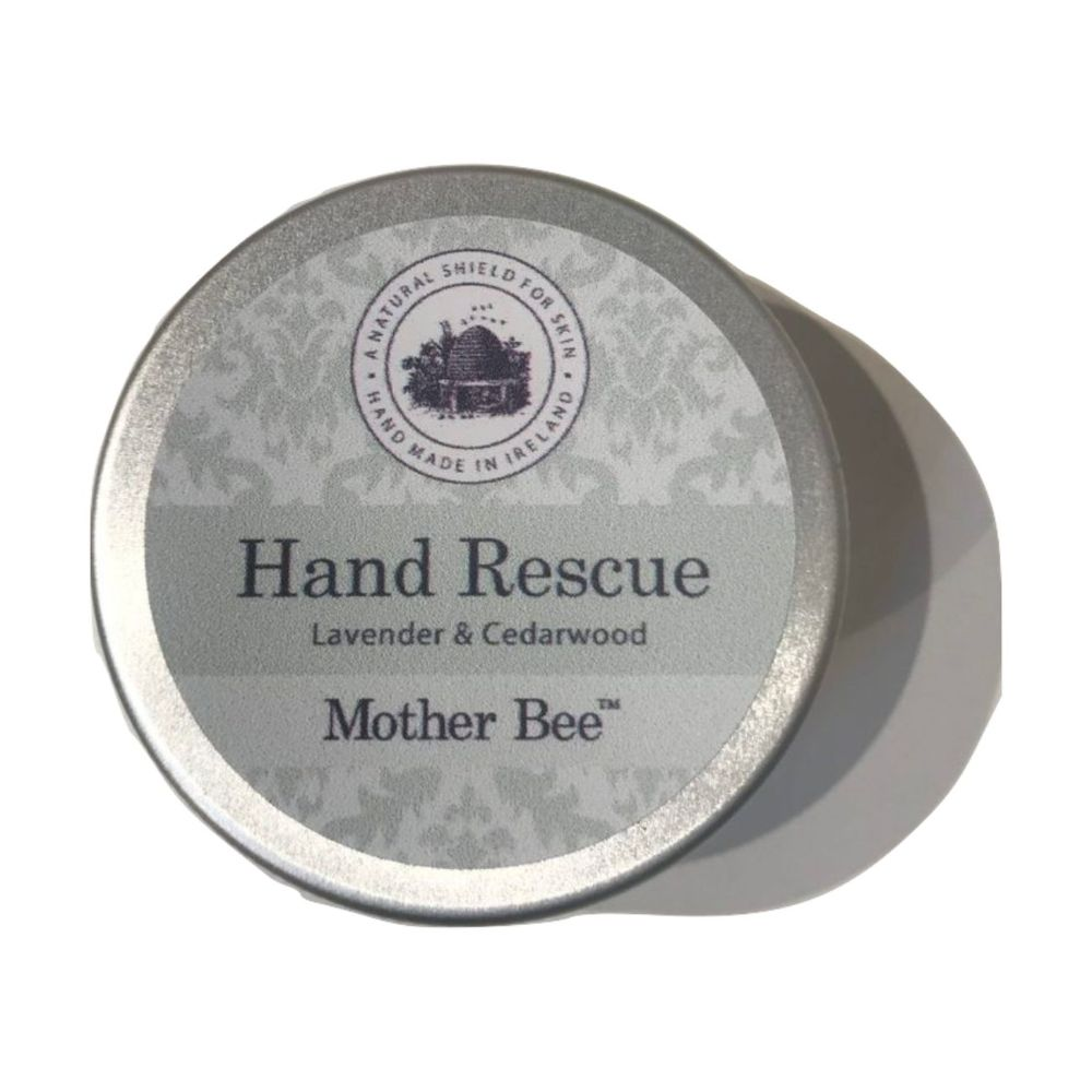 Mother Bee Hand Rescue