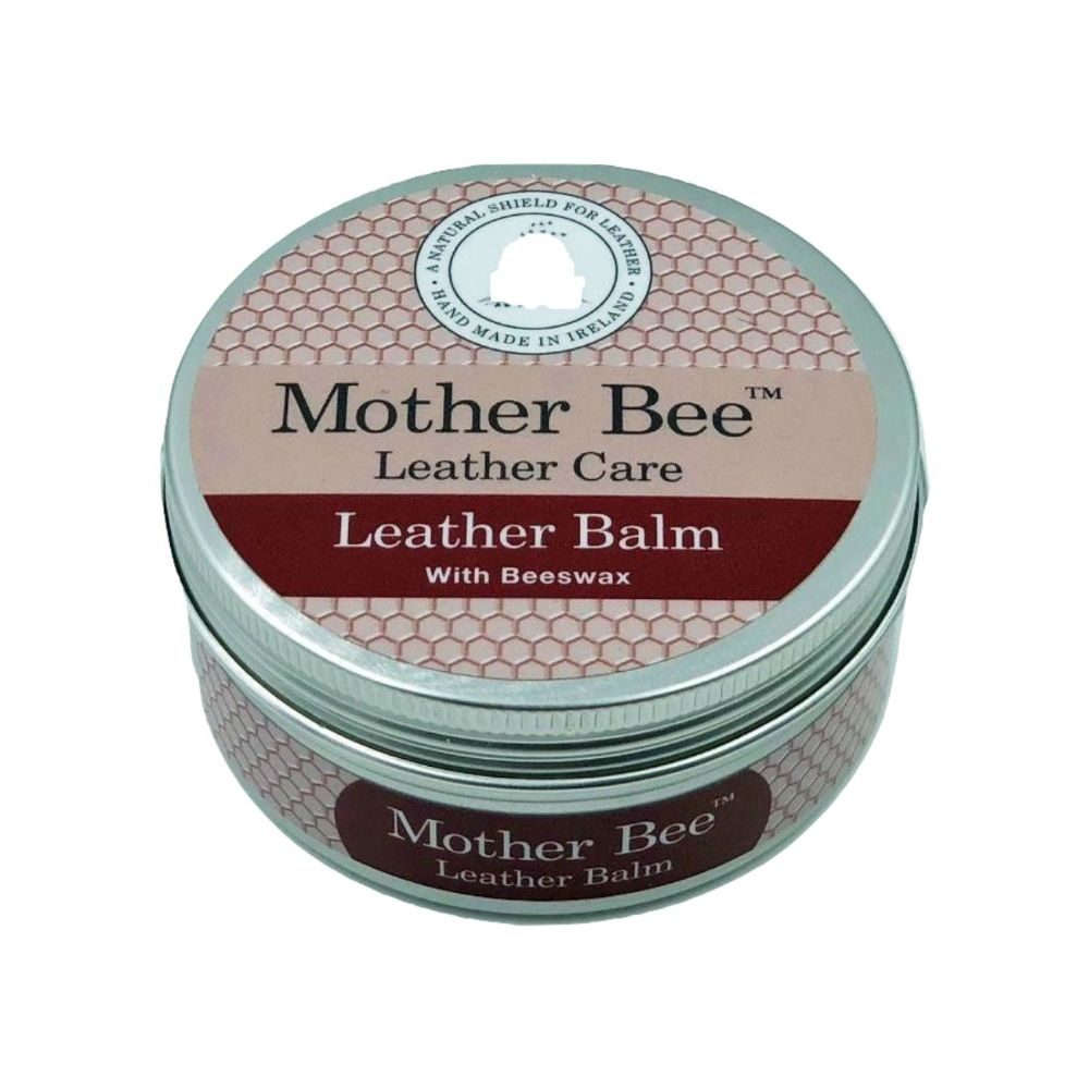 Mother Bee Leather Balm