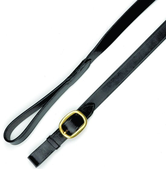 Long Leather Lead