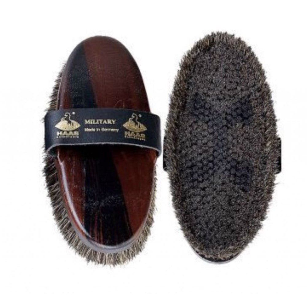 Haas Military Mens Brush