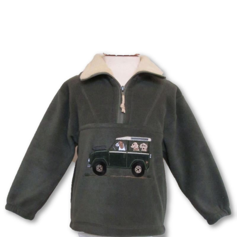 Country Collection Boys Fleece
