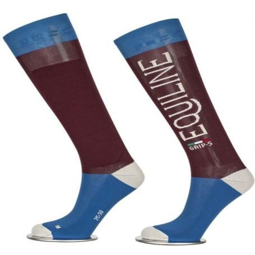 Equiline Crime Socks
