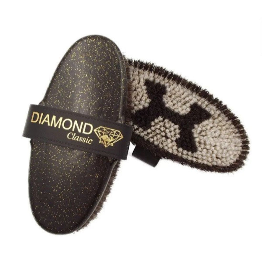 Haas Diamond Classic Brush