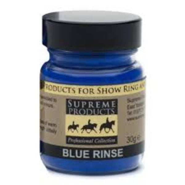 Supreme Blue Rinse - Connemara Horse & Country