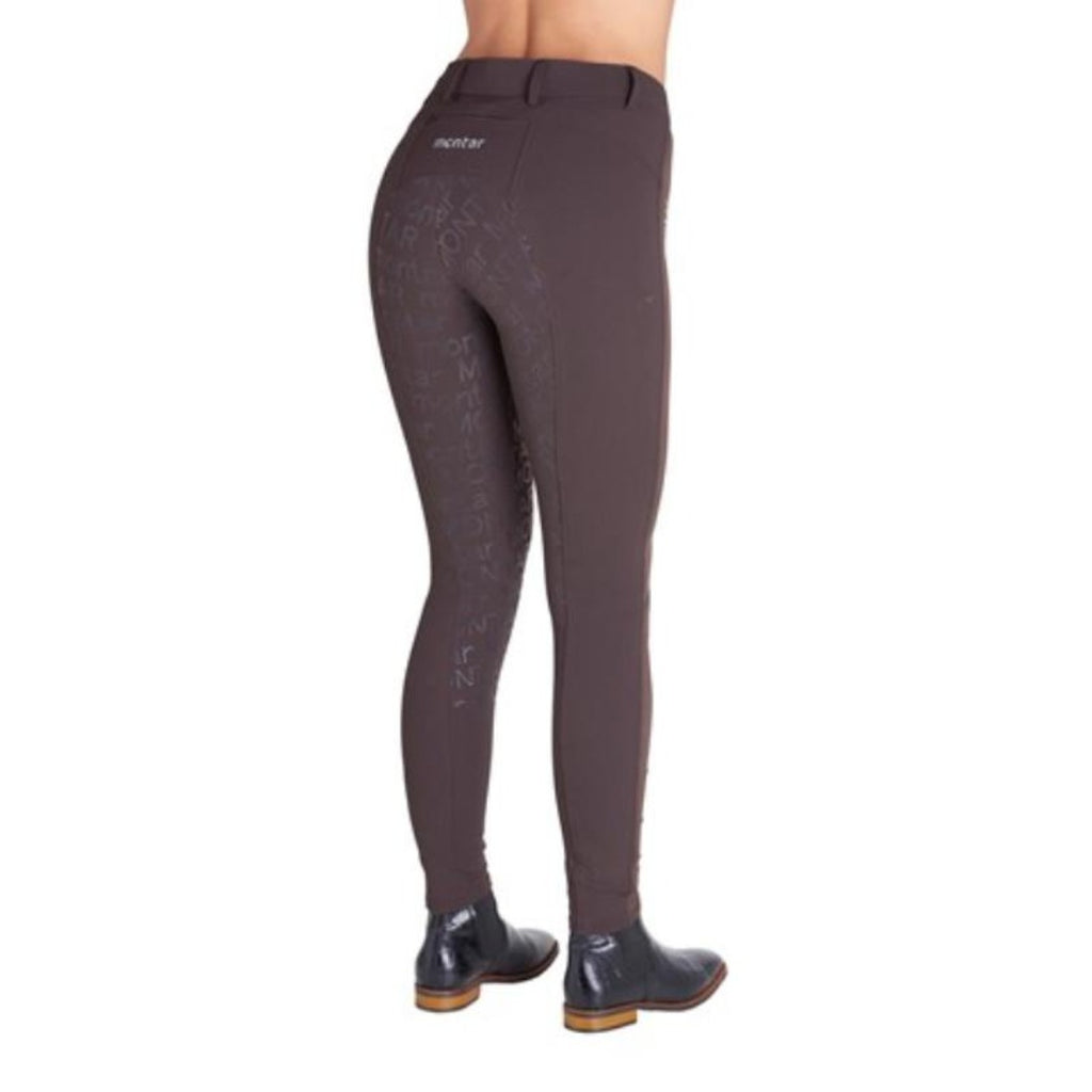 Montar Kelly Silicone Full Seat Ladies Breeches
