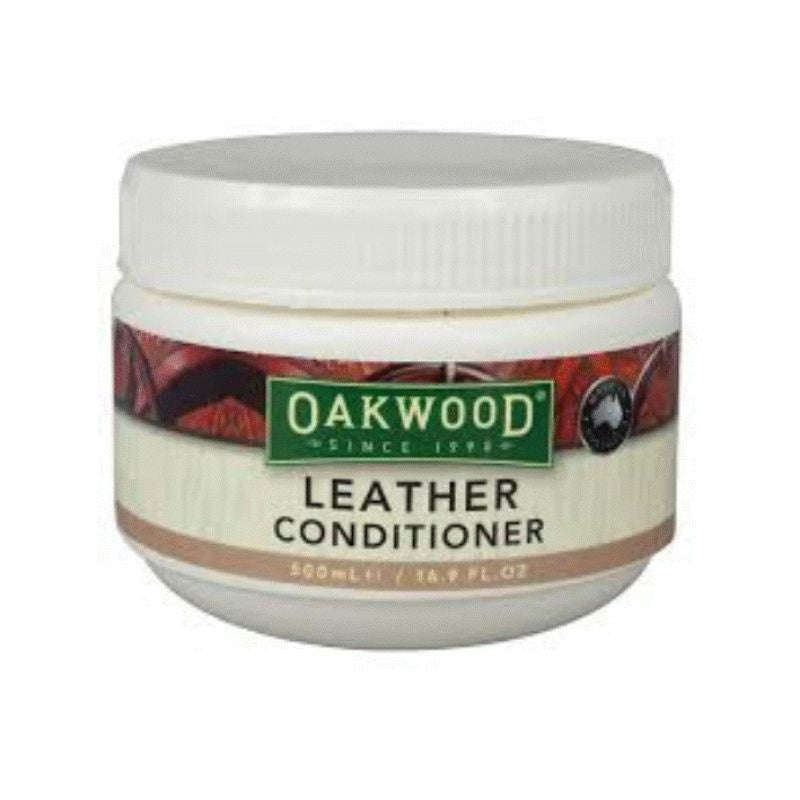 Oakwood Leather Conditioner - Connemara Horse & Country