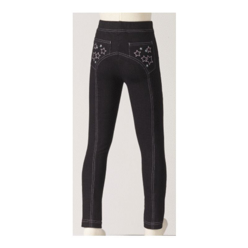 Harry Hall Childs Star Jeggings - Connemara Horse & Country - 1