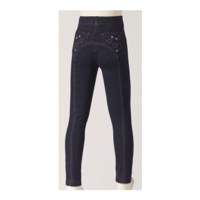 Harry Hall Childs Star Jeggings - Connemara Horse & Country - 2