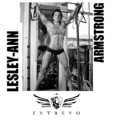 Lesley-Ann's Muscle Development