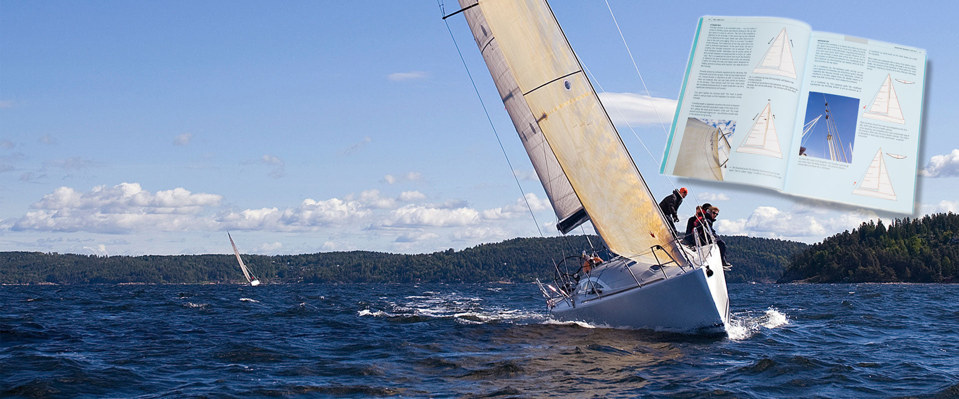 Sail faster, safer and more comfortable