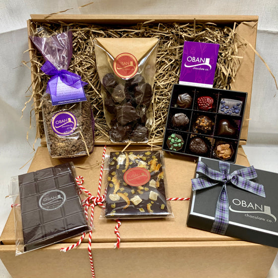 Dark Chocolate Hamper