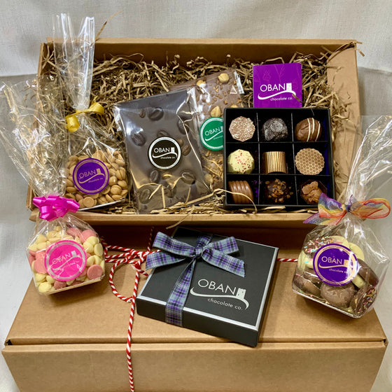 Family Chocolate Hamper