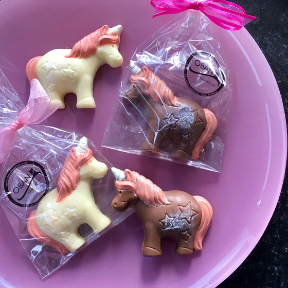 Baby Chocolate Unicorns
