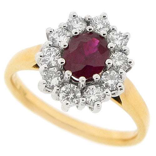 Ruby: July's birthstone