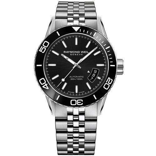 Watch - Men's Freelancer in stainless steel 2760-ST1-20001  - PA Jewellery