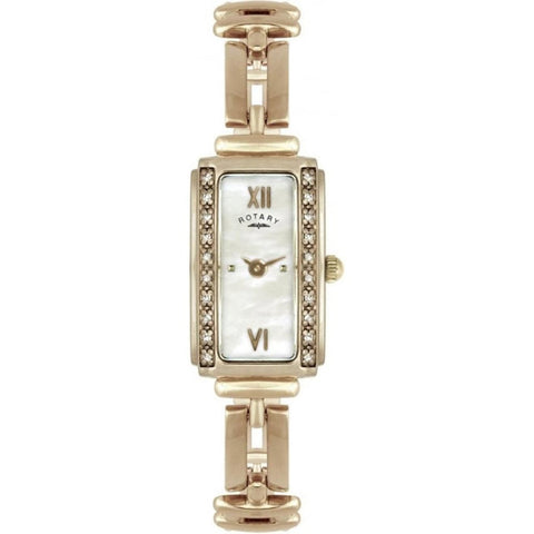 Ladies' Rotary Elite in 9ct yellow gold LB10167/07