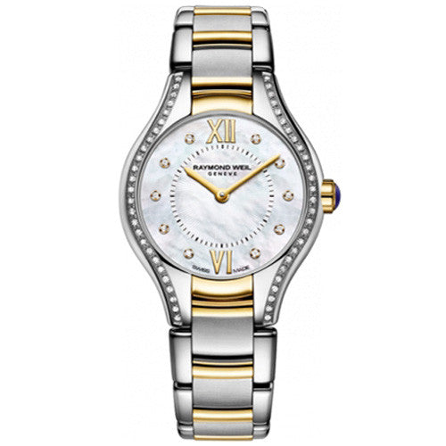 Watch - Ladies' Noemia two tone stainless steel 5124-SPS-00985  - PA Jewellery