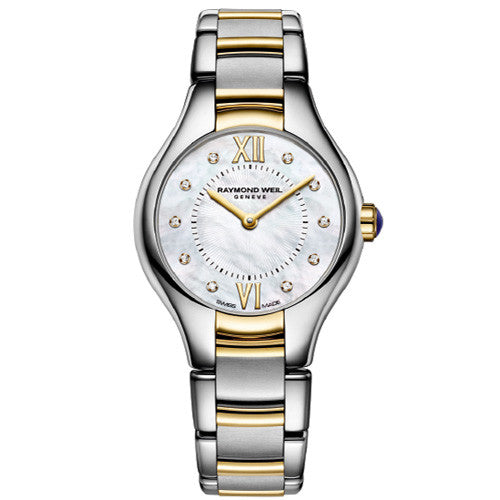 Watch - Ladies' Noemia in two tone stainless steel 5124-STP-00985  - PA Jewellery