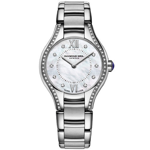 Watch - Ladies' Noemia in stainless steel 5124-STS-00985  - PA Jewellery