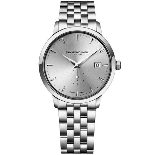 Watch - Men's Toccata in stainless steel 5484-ST-65001  - PA Jewellery