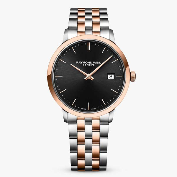 Raymond Weil Toccata in two tone stainless steel 5485-SP5-20001