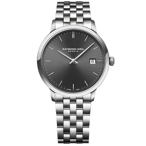 Raymond Weil Toccata in stainless steel 5485-ST-60001