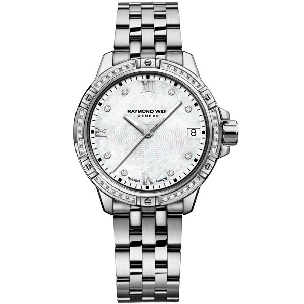Ladies' Raymond Weil Tango in stainless steel 5960-STS-00995