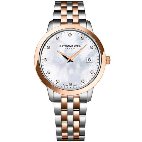 Watch - Ladies' Toccata in two tone stainless steel 5988-SP5-97081  - PA Jewellery