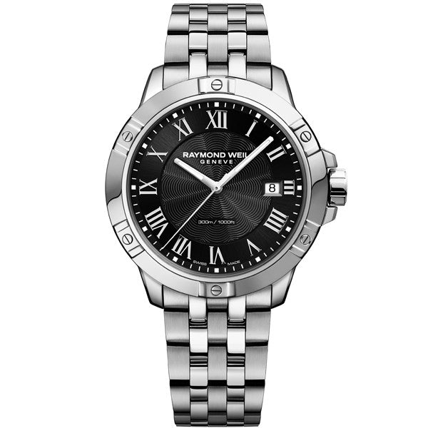 Men's Raymond Weil Tango in stainless steel 8160-ST-00208