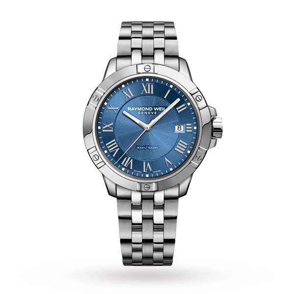 Raymond Weil Tango in stainless steel 8160-ST-00508