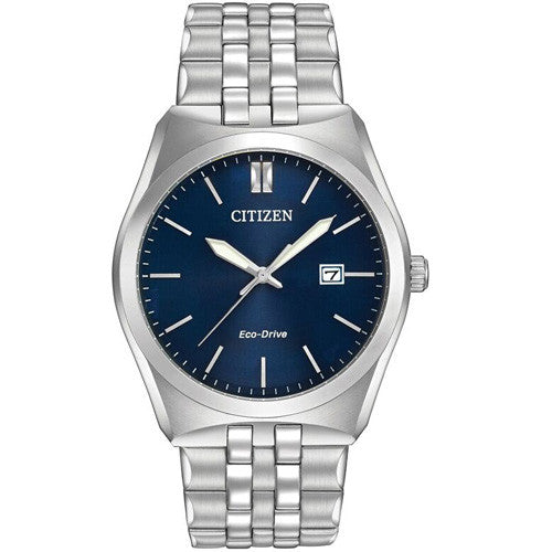 Watch - Men's Citizen Corso in stainless steel BM7330-59L  - PA Jewellery