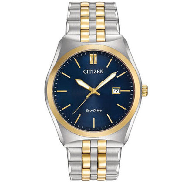 Men's Citizen Corso in two tone stainless steel BM7334-58L