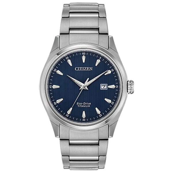 Citizen Eco-Drive in titanium BM7360-82L