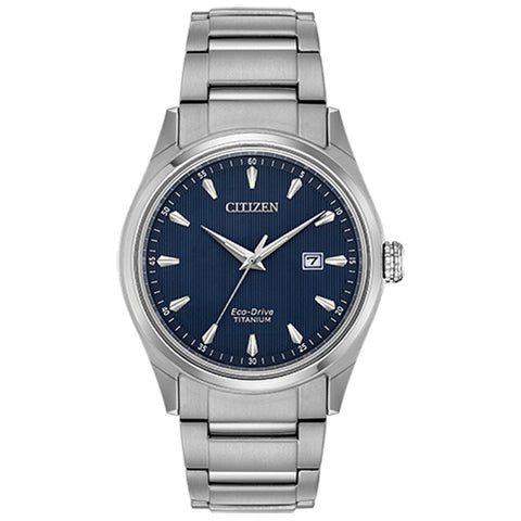 Men's Citizen Eco-Drive in titanium BM7360-82L