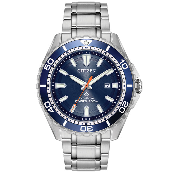 Citizen Promaster Diver in stainless steel BN0191-55L